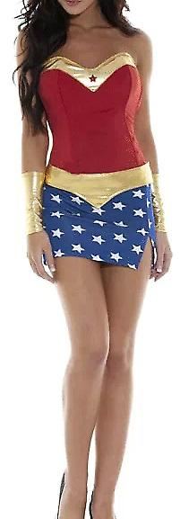 Waooh - sexy Wonder Woman costume Maoilios