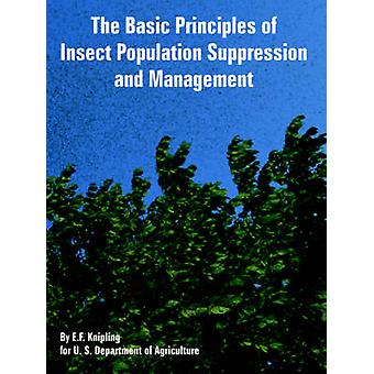 Basic Principles of Insect Population Suppression and Management The by Knipling & E. & F.