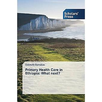 Primary Health Care in Ethiopia What next by Barnabas GebreAb