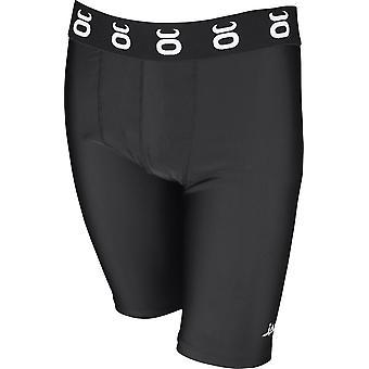 ジャコ メンズ レバレッジ コンプレッション タイツ - ブラック/ホワイト