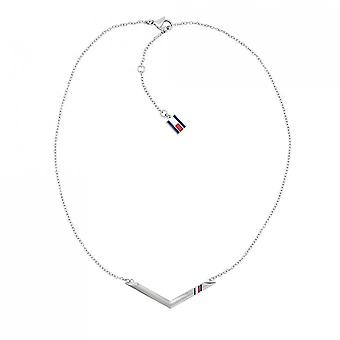 Necklace and pendant Tommy Hilfiger jewelry 2701078 - necklace and pendant steel woman