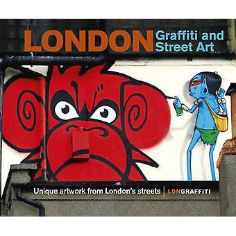 London graffiti en Street Art-unieke kunstwerken uit de Londense straten