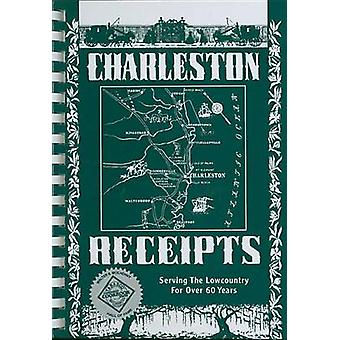 Charleston Receipts (29th) by Junior League of Charleston - Inc The J