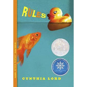 Rules by Cynthia Lord - 9781417829569 Book