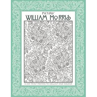 Pictura Posters - William Morris by Louise Angelicas - 9781783702251 B