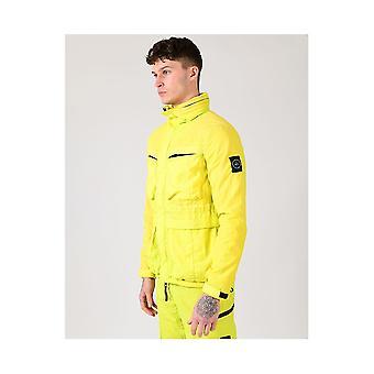 Marshall Artist Garment Dyed Sulphur Field Jacket