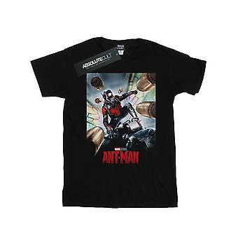 Marvel Studios Girls Ant-Man Poster T-Shirt