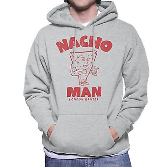 London Banter Nacho Man Men's Hooded Sweatshirt