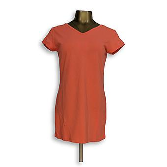 Women with Control Petite Shaper SP Long and Lean Orange A263911