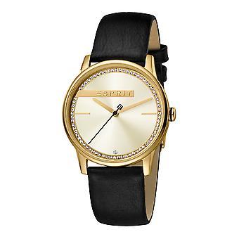 Esprit ES1L082L0025 Skirt Gold Black Women's Watch