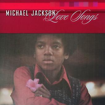Michael Jackson - Love Songs [CD] USA import