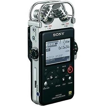 Portable audio recorder Sony PCM-D100 Black/silver