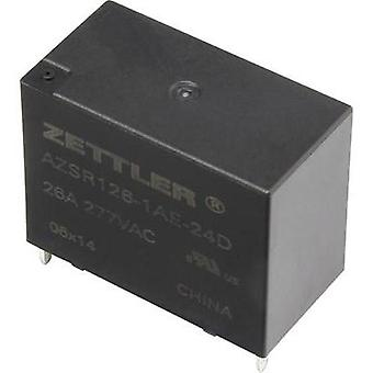 PCB relays 24 Vdc 31 A 1 maker Zettler Electronics 1 pc(s)