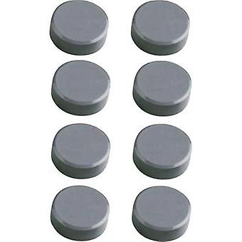Round magnets Grey Maul Rundmagnet
