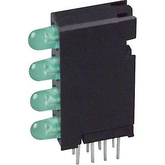 LED component Green (L x W x H) 24 x 14.35 x 4.32 mm Dialight