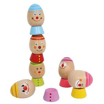 Legler Stacking Eggs (Toys , Preschool , Babies , Stackable Toys)