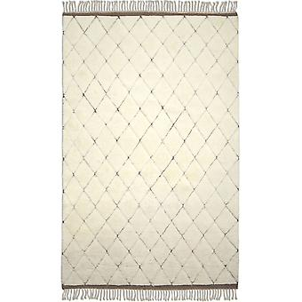 Rugs -Echo In Light Cream - ECH01