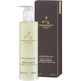 Aromatherapy Associates Pflegende Enrich Hair Oil