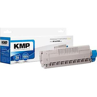 KMP Toner cartridge replaced OKI 44315308 Compatible Black 8000 pages O-T31