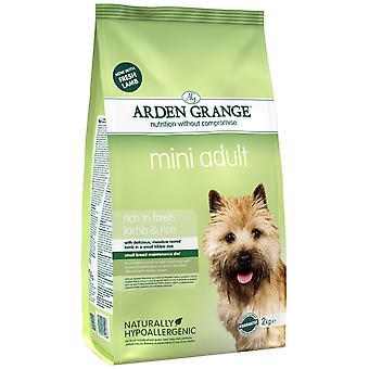 Arden Grange Mini Adult kylling & ris 6kg