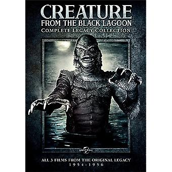Creature From the Black Lagoon: Complete Legacy [DVD] USA import