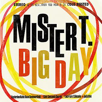 Mister T. - Big Day [Vinyl] USA import