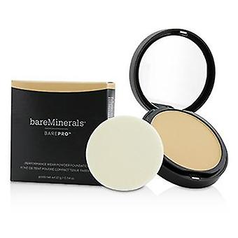 Bareminerals BarePro Performance Wear Powder Foundation - # 13 Golden Nude - 10g/0.34oz
