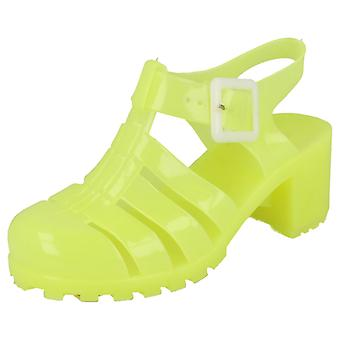 Girls Spot On Jelly Shoes