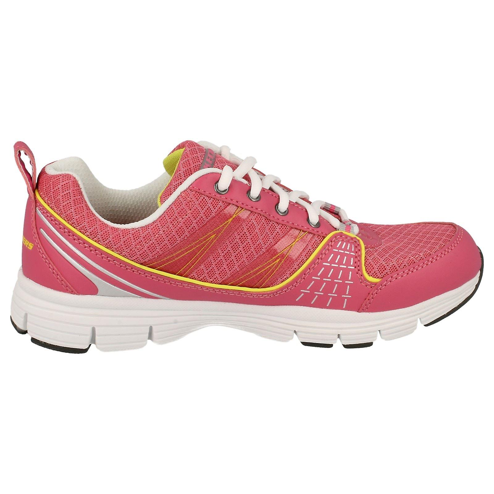 Uninterrupted Up Stolen Lace Skechers Sport Ladies Trainer EqX6S