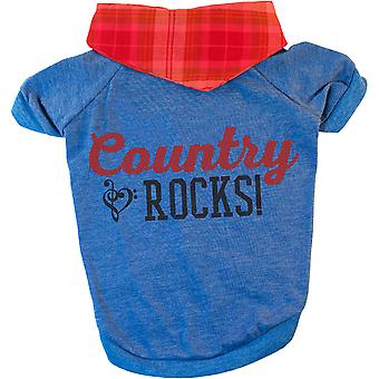 Miranda Lambert's Mutt Nation Dog T-Shirt Small-Country Rocks FP8771ST