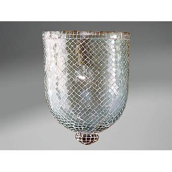 Schuller Large Aqua Glass (Home , Lighting , Lampshades)