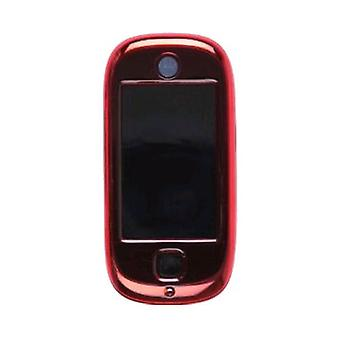 Wireless Solutions On Case for Motorola QA4Halo - Red