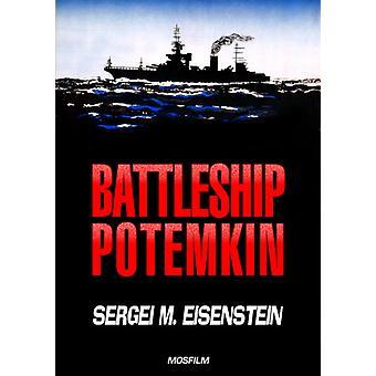 El acorazado Potemkin [DVD] los E.e.u.u. la importación