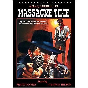 Massacre [DVD] USA import