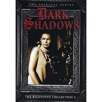 Dark Shadows: The Beginning - DVD Collection 5 [4 Discs] [DVD] USA import