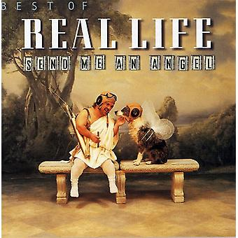 Real Life - Best of-Send Me an Angel [CD] USA import