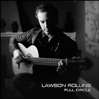 Lawson Rollins - Full Circle [CD] USA import