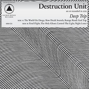 Destruction Unit - Deep Trip [CD] USA import