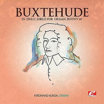 D. Buxtehude - Buxtehude: In Dulci Jubilo für Orgel, Buxwv 197 [CD] USA import