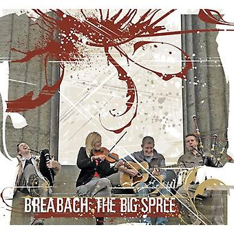 Breabach - stora Spree [CD] USA import