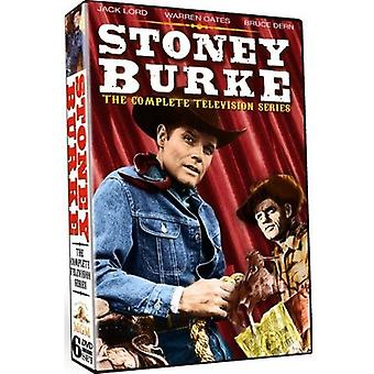 Stoney Burke: Complete Series [DVD] USA import
