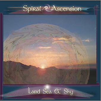 Spiral Ascention - Land hav & himlen [CD] USA import