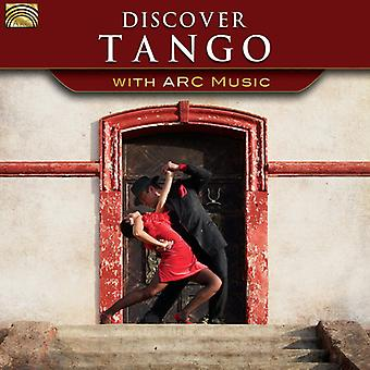 Discover Tango with Arc Music - Discover Tango with Arc Music [CD] USA import