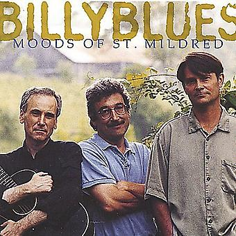 Billyblues - stemninger st. Mildred [DVD] USA import