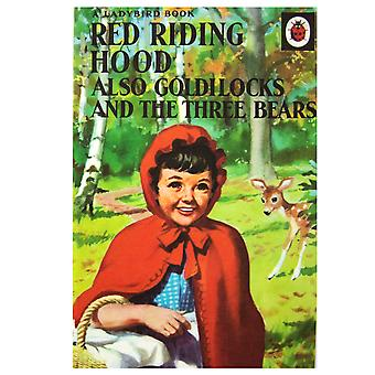 The Art Group Red Riding Hood Card