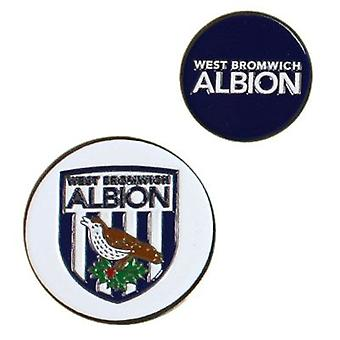 West Bromwich Albion Ball markøren