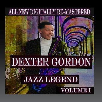 Dexter Gordon - Dexter Gordon - volym 1 [CD] USA import