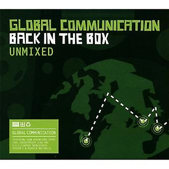 Global kommunikation tilbage i boksen ublandet (2 CD)