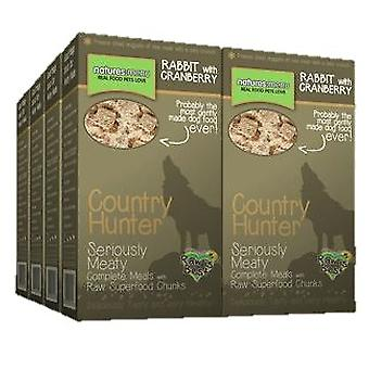 Natures:menu Seriously Meaty Dog Hunter Country Rabbit & Cranberry 700 gr