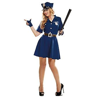 My Other Me Police Woman Costume (Costumes)